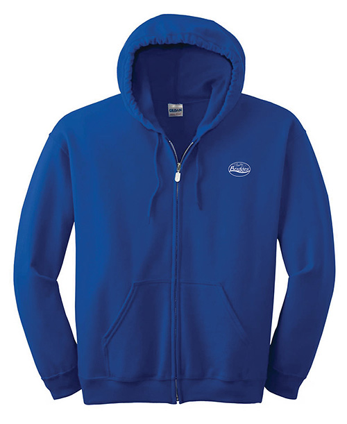 Gildan Heavy Blend Full-Zip Hooded Sweatshirt -